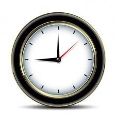 clock graphic vector image