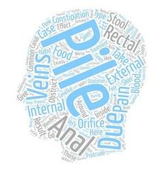 PILES text background wordcloud concept vector image