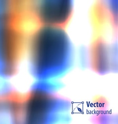 Color mesh abstract background vector image vector image