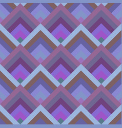 colorful abstractal diagonal square tile mosaic vector image