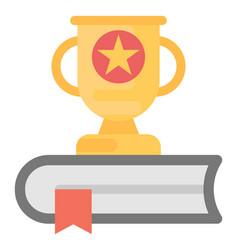 Educational award vector