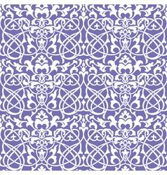 floral wallpaper decorative vector image