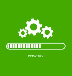 System software update or upgrade application vector