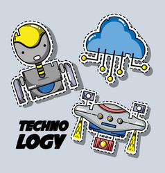 Set technology patches data information vector