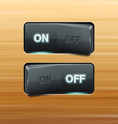 Realistic switch vector