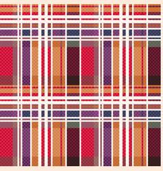 rectangular tartan seamless texture mainly in vector image