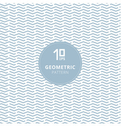 geometric wave wavy chevron pattern pastel color vector image