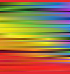 Rainbow spectrum background blurred horizontal vector