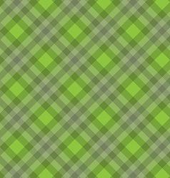 Green fabric pattern vector