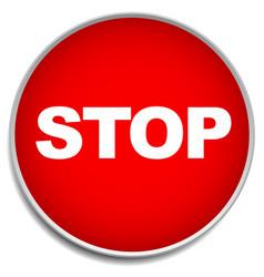 No entry stop forbidding concept signs vector