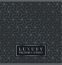 Luxury seamless geometric pattern - grid gradient vector