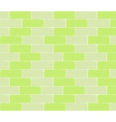 Brick wall seamless background - texture pat vector