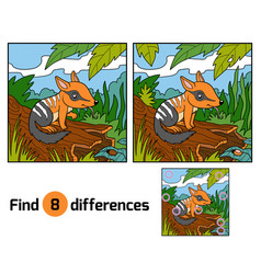 Find differences numbat vector