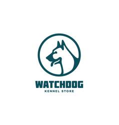 shepherd logo vector image