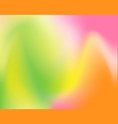 abstract colorful background blur pastel vector image