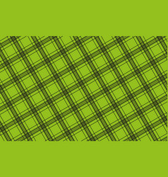 black green diagonal checkered pattern simple vector image