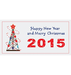 Heppy New Year vcktor vector image