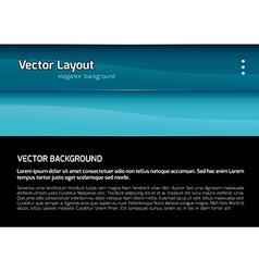 Blue design vector