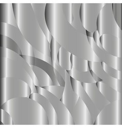Metal silver iron pattern background vector