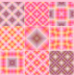 ornamental patterns for backgrounds textures vector image