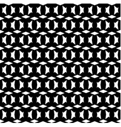 seamless pattern simple ethnic dark texture vector image