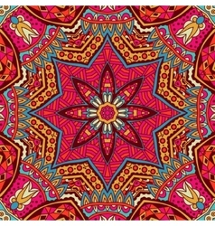 Abstract Tribal ethnic seamless pattern ornament vector image vector image