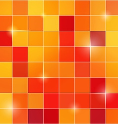 Abstract modern poligonal background for brochure vector image