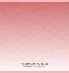 Abstract geometric background polygonal vector