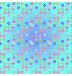 Abstract seamles pattern vector image
