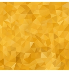 Mosaic Golden abstract templates vector