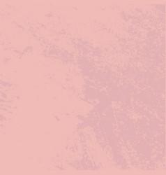 pink grunge background vector image