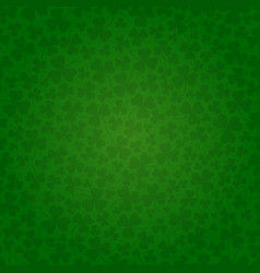 saint patricks day seamless background vector image