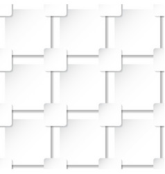 seamless abstract pattern with squares vector image