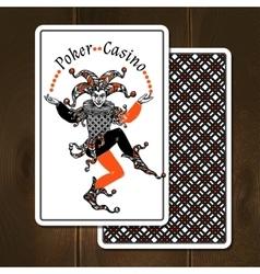 Joker Cards Realistic vector image