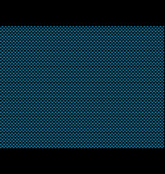 Abstract modern blue black carbon fiber material vector