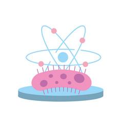 Biology science virus molecule microbiology vector