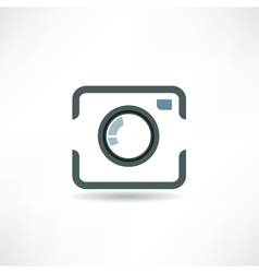Cameras icon vector