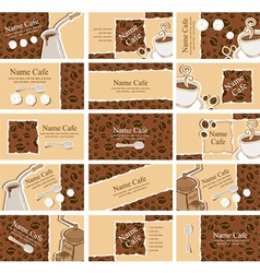 coffee paper vector image