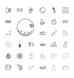 Color icons vector