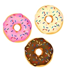 Donuts 2 vector