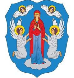 Minsk City vector