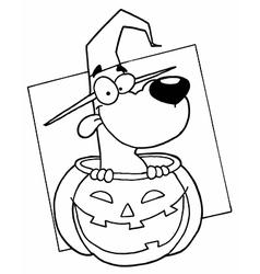 Royalty Free RF Clipart Cartoon Character vector image