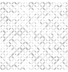 Seamless retro pattern vector image
