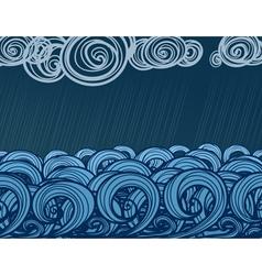 stormbringer vector image