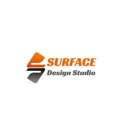 surface design studio icon vector image