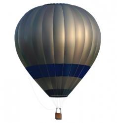 hot air baloon vector image