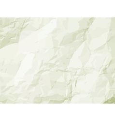 Paper folds texture vector