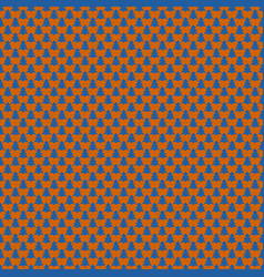 Simple repeating geometric pine tree pattern vector