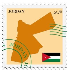 Mail to-from Jordan vector