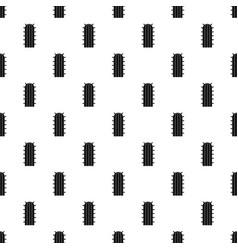 cereus candicans cactus pattern vector image